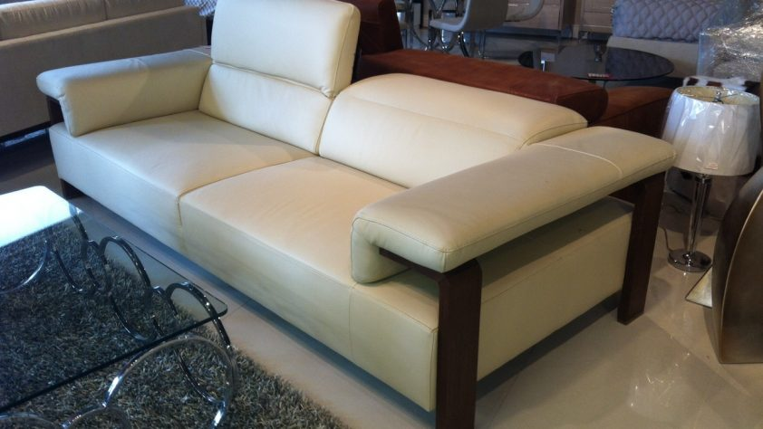 Leather contemporary sofa sale Toronto - Renovation ...