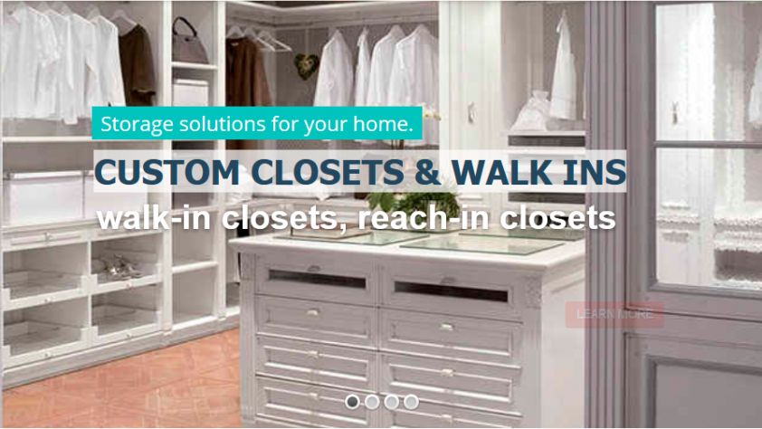 Space Age Closets & Cabinetry