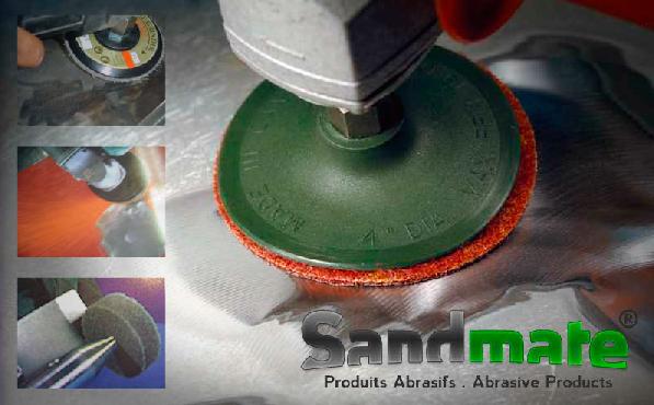 SandMate- Abrasive & Sanding Products