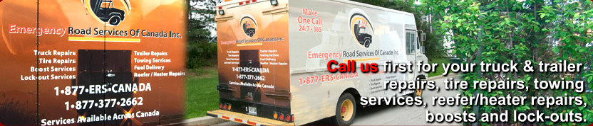 Emergency Road Services of Canada Inc