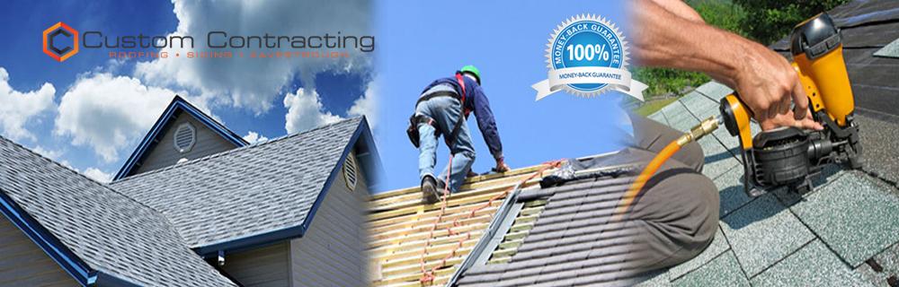 Custom Contracting Burlington Roofing & Siding