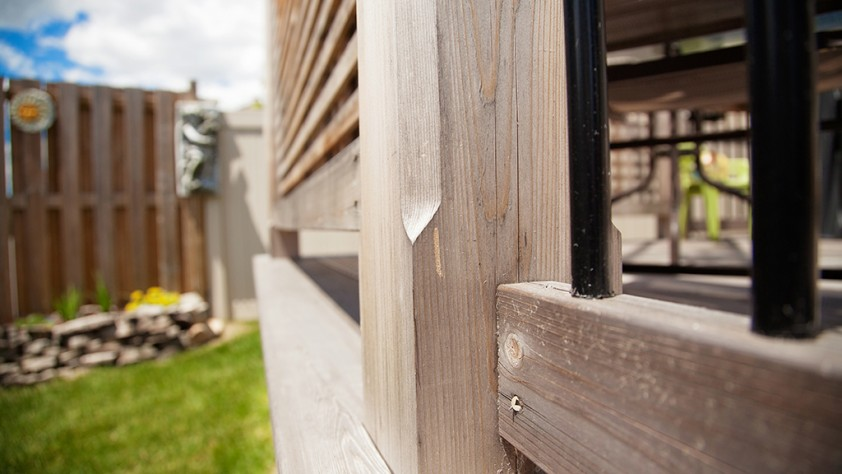 Empire Deck and Fence