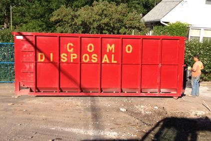 Como Disposal