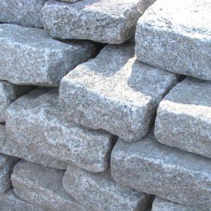 Cobblestone granite