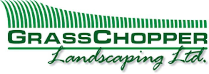 GrassChopper Landscaping Ltd. Logo