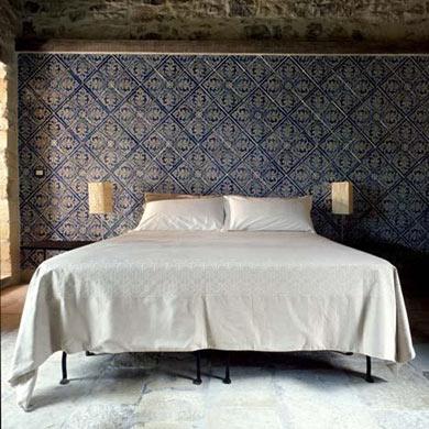 Tiles bedroom