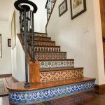 tiles-on-staircase